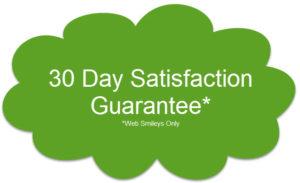 30 Day Guarantee Bubble